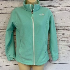 The North Face zip up Jacket NWOT